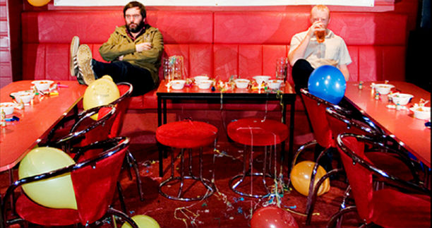 Photo of El regreso de Arab Strap