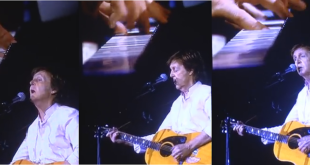 [Crónica] Paul McCartney (Estadio Vicente Calderón, Madrid,02/06/2016)