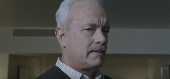 Tom Hanks es Sully