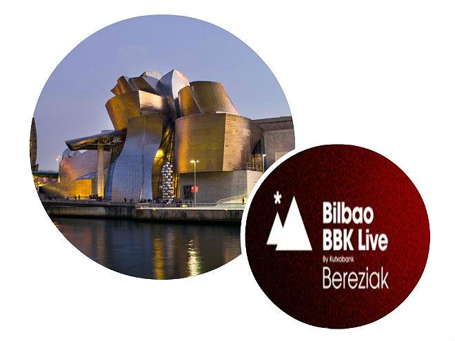 Conciertos gratuitos en bilbao durante el bbk live for Conciertos bilbao 2016