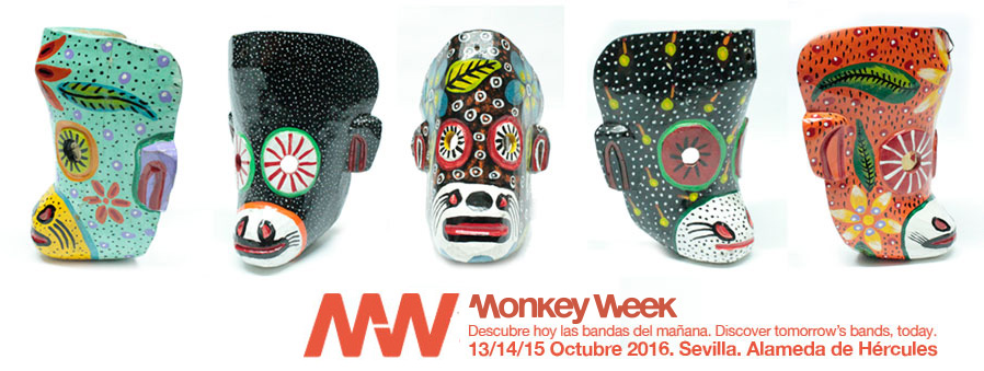 Photo of Monkey Week 2016: nuevas confirmaciones