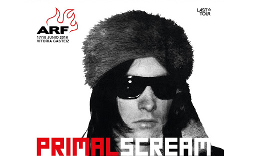 Photo of Primal Scream cancela su actuación en Azkena