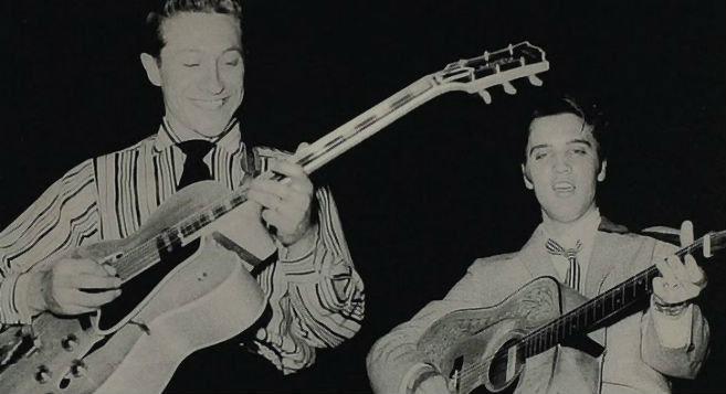 Photo of Fallece Scotty Moore, guitarrista de Elvis Presley