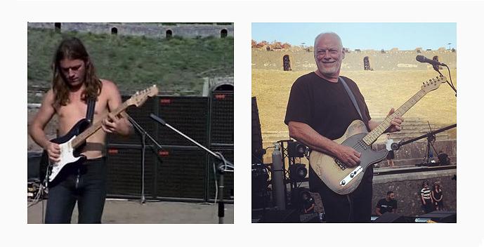 Photo of El primer concierto de David Gilmour en Pompeya en 45 años