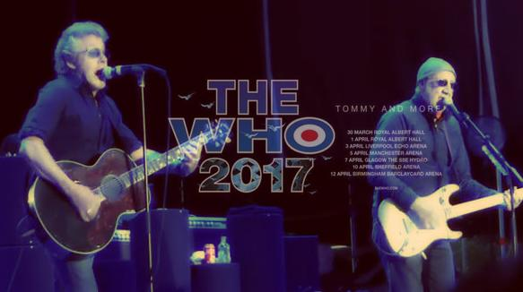 Photo of The Who tocarán Tommy en versión acústica