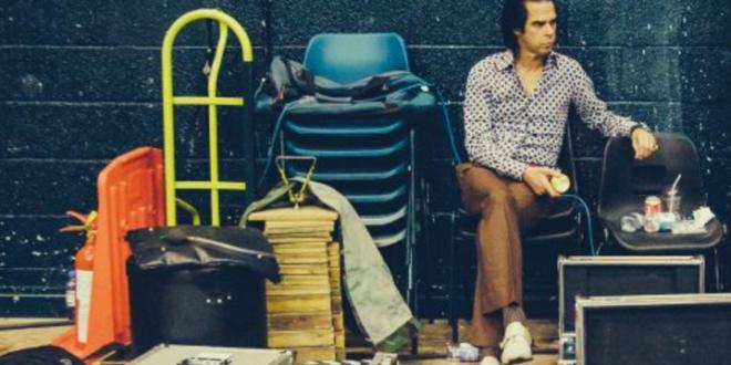 Nick Cave presentará su documental en Venecia