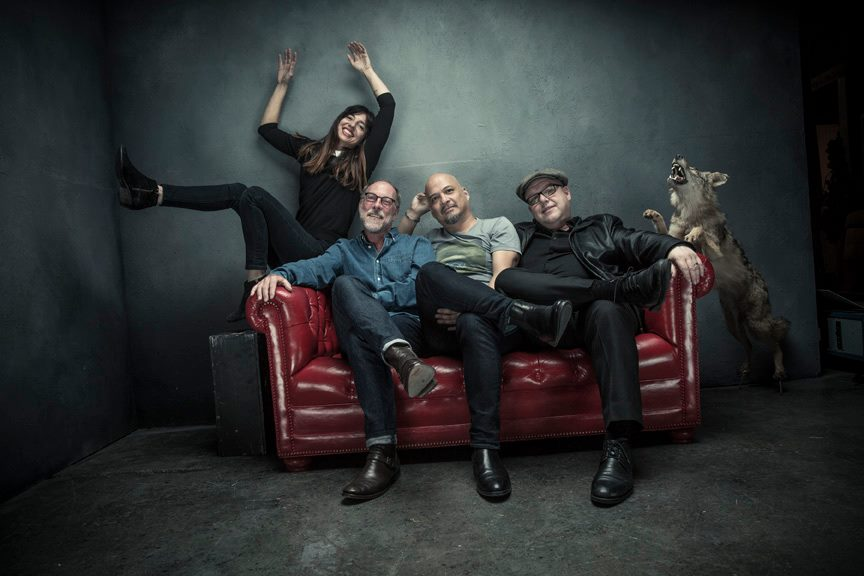 Photo of Pixies regresan con nuevo álbum y gira mundial