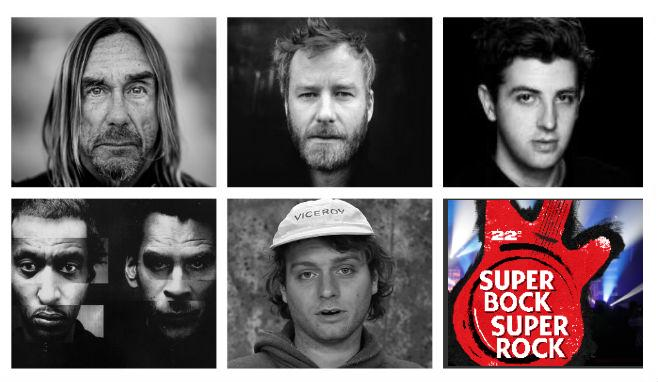 Photo of Los cinco imperdibles para el Super Bock Super Rock 2016
