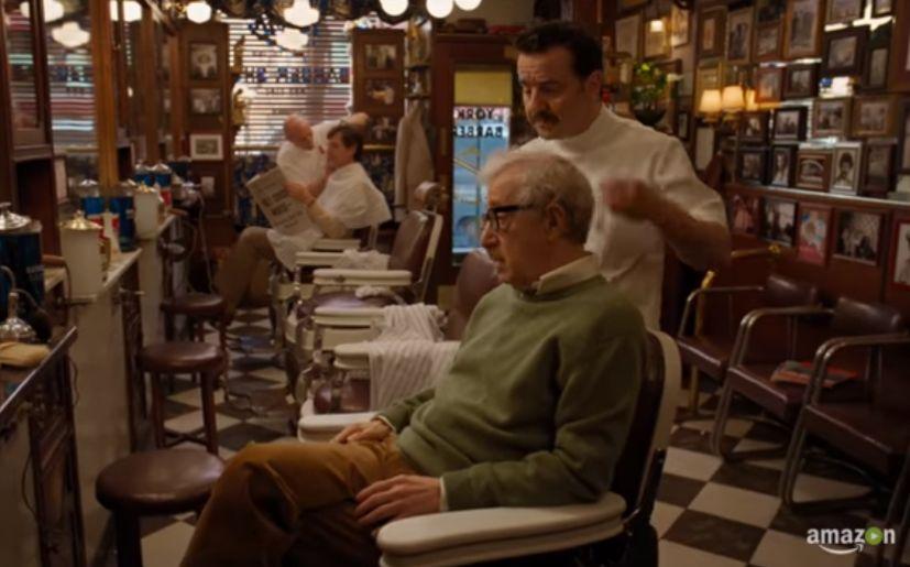 Photo of Primeras imágenes de la nueva serie de Woody Allen