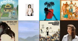 Los discos de la semana (29/08/16 – 04/09/16)