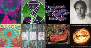 Los discos de la semana (08/08/16 – 14/08/16)