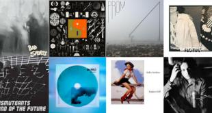 Los discos de la semana (15/08/16 – 21/08/16)
