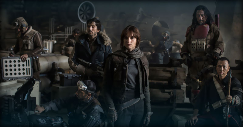 Photo of Primeras imágenes de Rogue One: A Star Wars Story