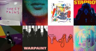 Los discos de la semana (26/09/16 – 02/10/16)