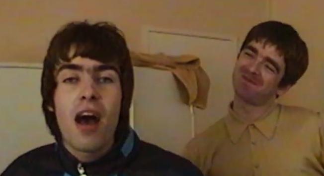 Photo of Primeras imágenes de Supersonic, el documental de Oasis