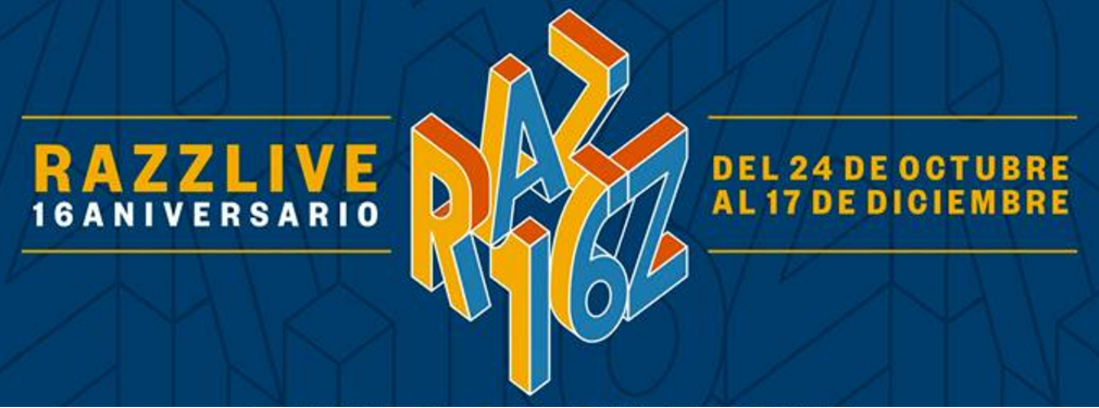 Photo of Cartel completo del 16º aniversario de Razzmatazz