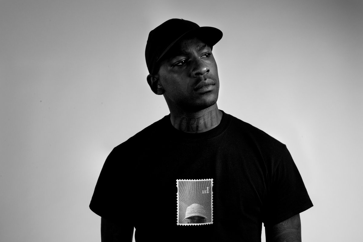 Photo of Skepta, ganador del Mercury Prize 2016