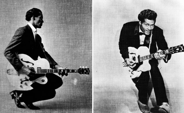 Photo of Fallece Chuck Berry, el pionero del rock & roll