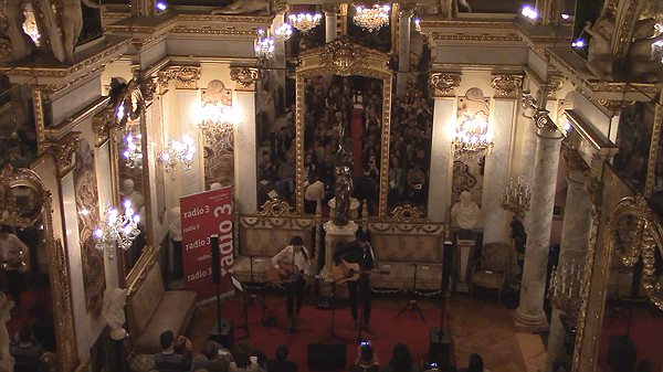 Photo of Octavo ciclo de conciertos A las veinte cero cero