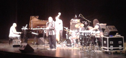 Photo of [Crónica] Chucho Valdés & Joe Lovano Quintet (Teatro Cervantes, Málaga, 25/10/2016)