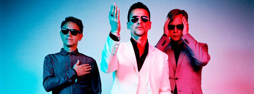 Photo of Depeche Mode, nuevo álbum y visita en 2017