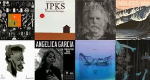 Los discos de la semana (03/10/16 – 09/10/16)