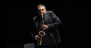 "[Crónica] Ernesto Aurignac plays ""Charlie Parker with strings"" (Teatro Cervantes, Málaga, 21/10/2016)"