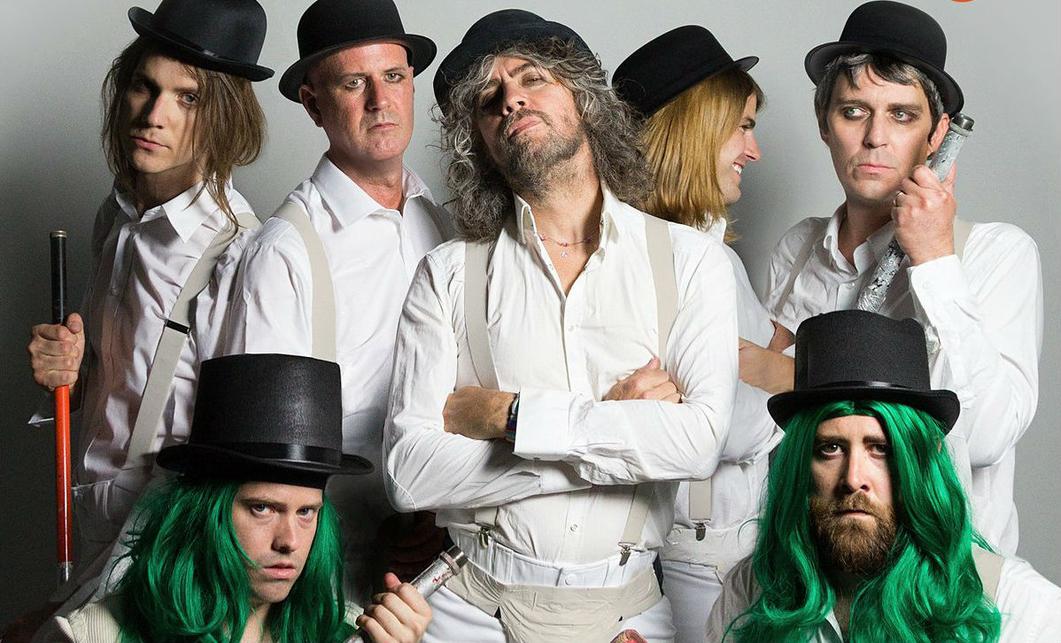 Photo of The Flaming Lips, confirmados para el Vida Festival 2017