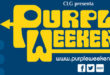 Cartel del Purple Weekend 2016