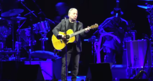[Crónica] Paul Simon (Barclaycard Center, Madrid, 18/11/2016)