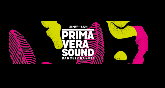 Photo of Cartel del Primavera Sound 2017