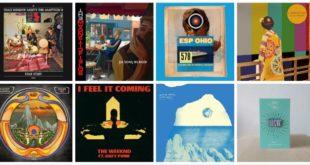 Los discos de la semana (21/11/16- 27/11/16)