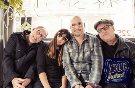 Photo of Pixies al Low Festival 2017