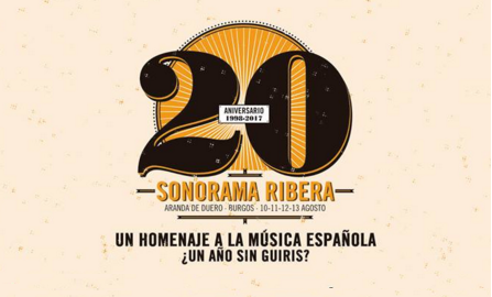 Photo of Primeras confirmaciones para el 20º aniversario del Sonorama