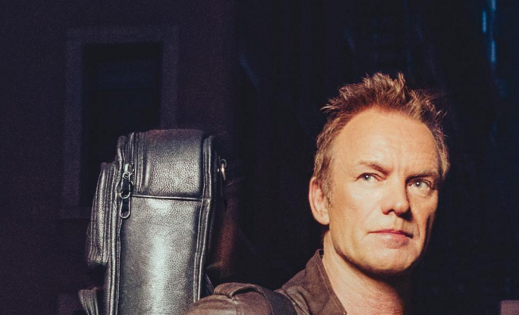 Photo of Sting en Barcelona en marzo