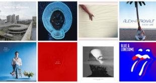 Los discos de la semana (05/12/16- 11/12/16)