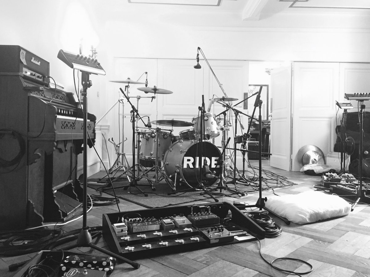 Photo of Ride está grabando su primer álbum en 20 años