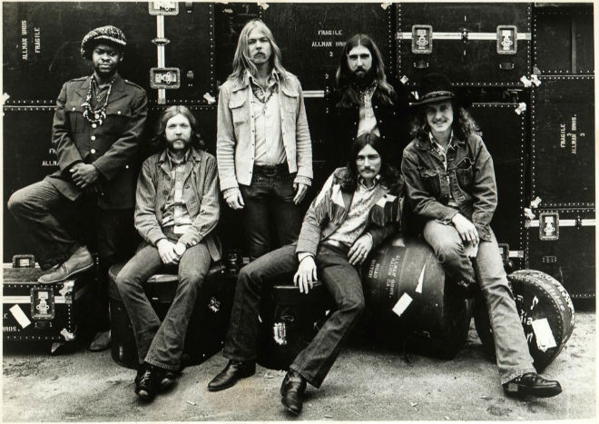 Photo of Fallece Butch Trucks, batería de The Allman Brothers Band