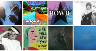 Los discos de la semana (09/01/2017 – 15/01/2017)
