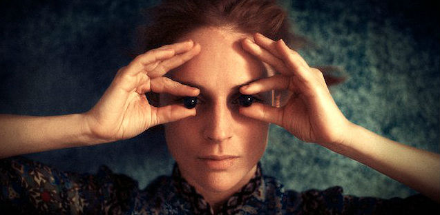 Photo of Agnes Obel en junio
