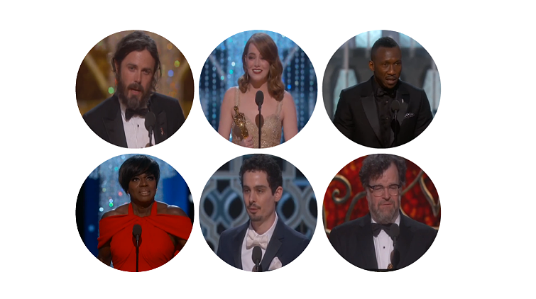 Photo of Ganadores de los Oscar 2017