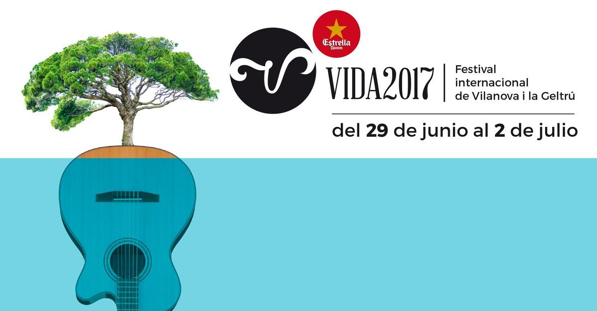 Photo of Cartel completo del Vida Festival 2017