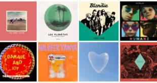 Los discos de la semana (27/03/17-02/04/17)