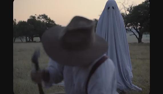 Primeras imágenes de A ghost story