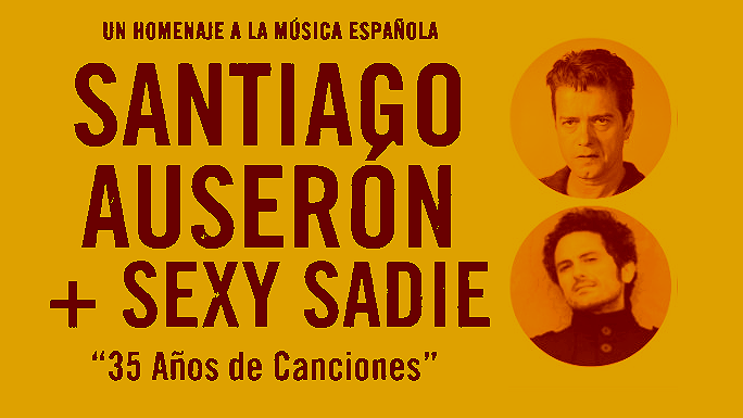 Photo of Santiago Auserón y Sexy Sadie, juntos en Sonorama 2017