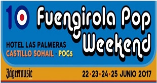 Photo of Fuengirola Pop Weekend celebra su décimo aniversario