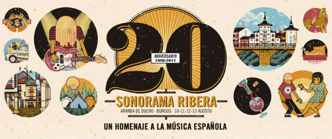 Photo of Sonorama 2017 cierra su cartel