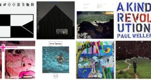 Los discos de la semana (15/05/17- 21/05/17)