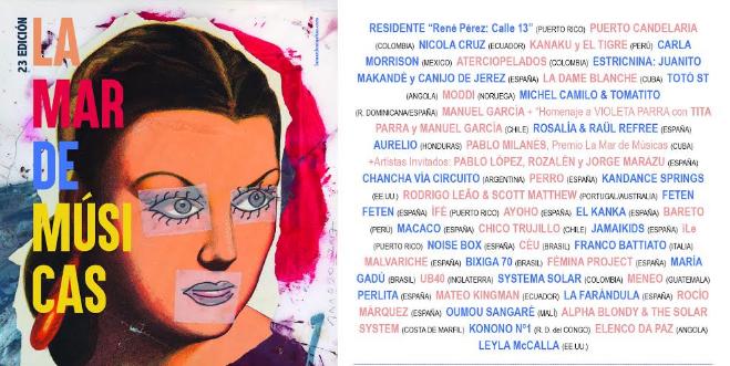 Photo of Programación completa de La Mar de Músicas 2017