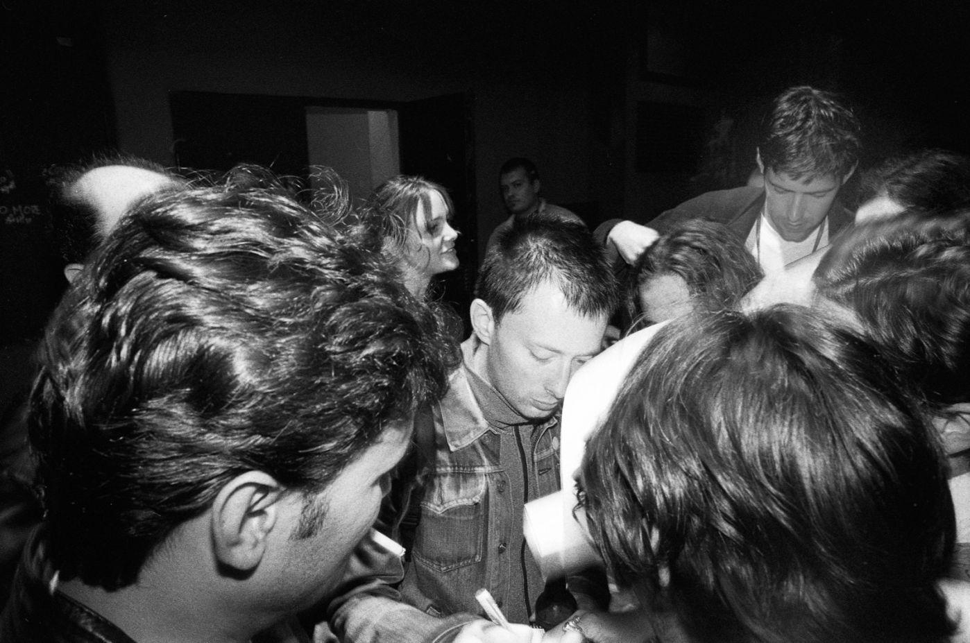 Photo of Radiohead rescatan OK Computer en su 20º aniversario